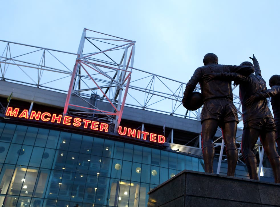 Od Trafford, Manchester United's home ground