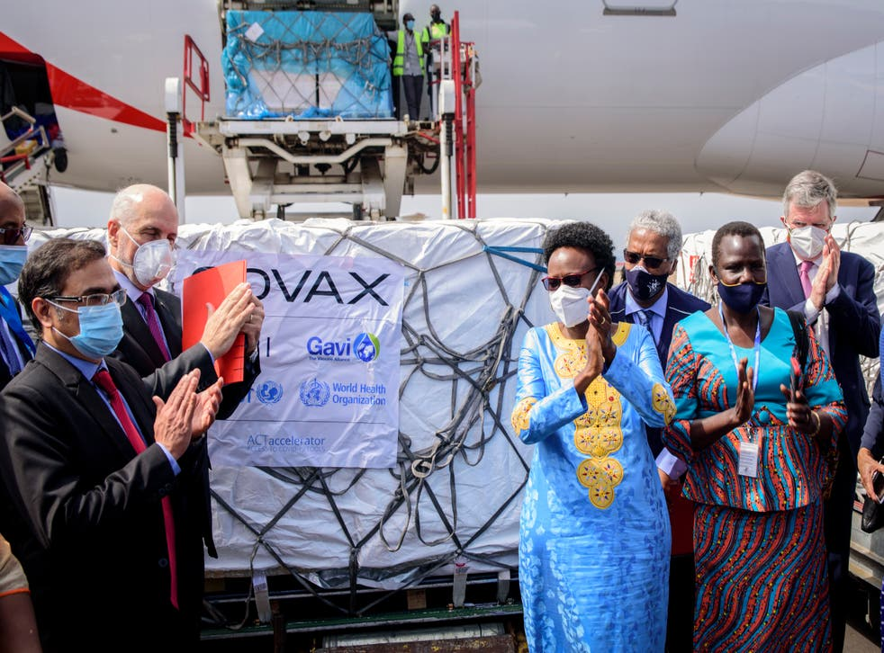 <p>Uganda received first consignment of AstraZeneca COVID-19 vaccine manufactured by the Serum Institute of India on 5 March. Pakistan will receive the  same vaccine under Covax initiative</p>