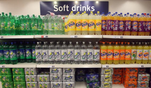 The tax came into force in April 2018, with manufacturers of soft drinks containing more than 5g of sugar per 100ml made to pay a levy of 18p a litre
