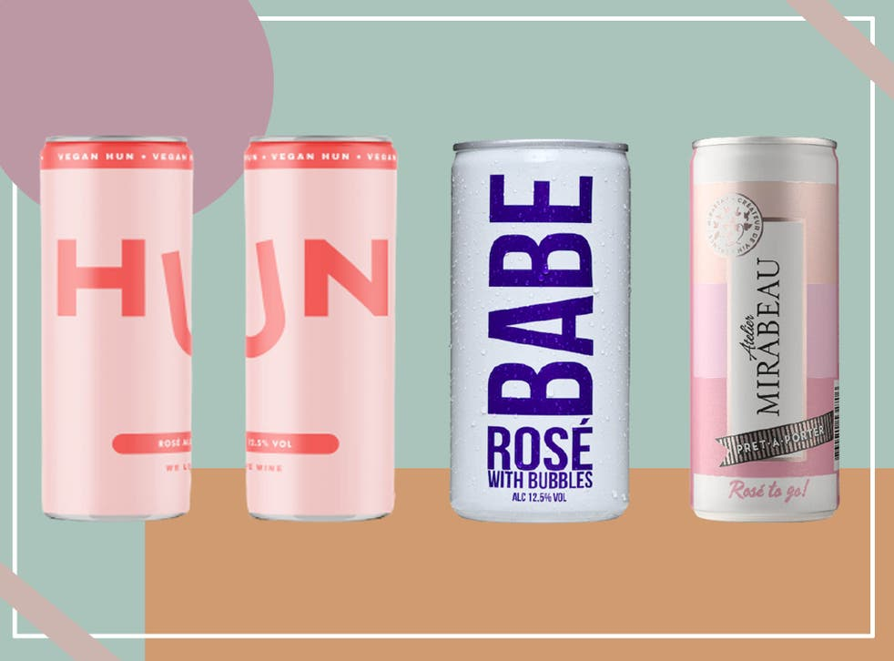 <p>White or rosé, sparkling or still, the pros for these are clear: portability and a safeer alternative to glass while in public</p>