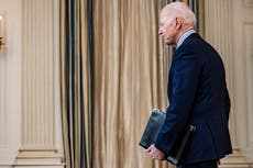 Under Trump, 'infrastructure week' was a running joke. Biden could be headed for the same mistake