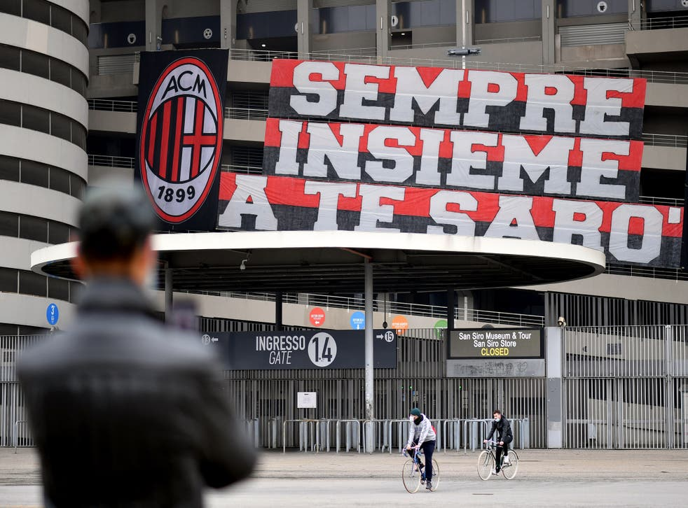 AC Milan are rejuvenated under new ownership
