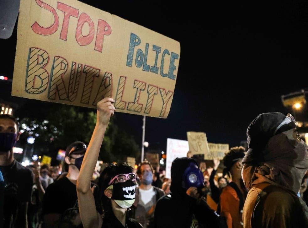 Racial Injustice Austin