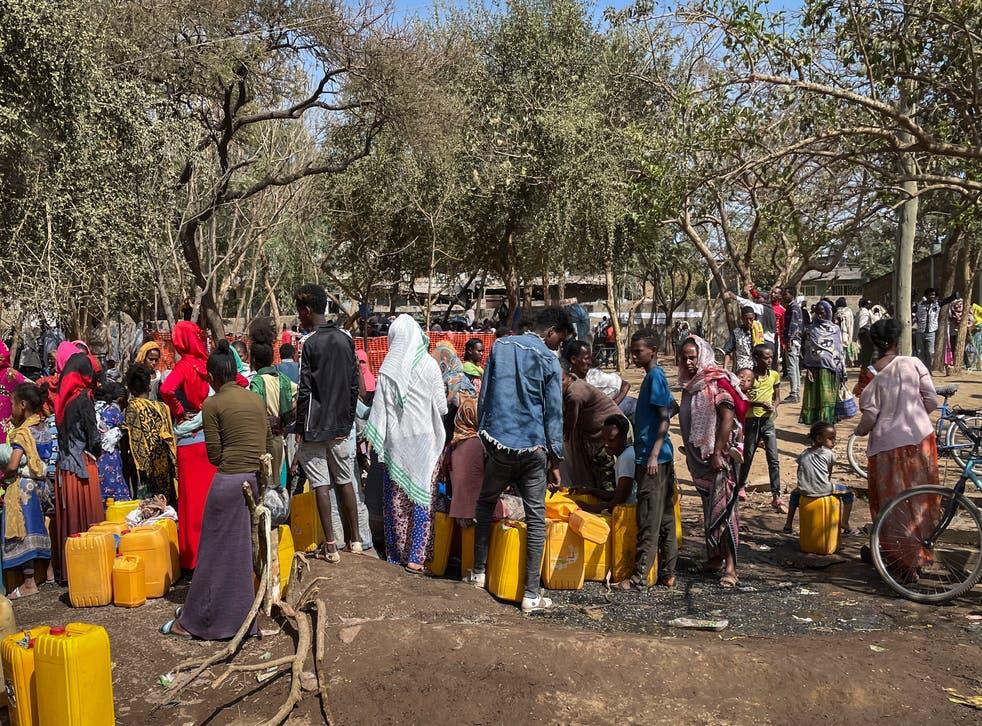 Ethiopia New Exodus