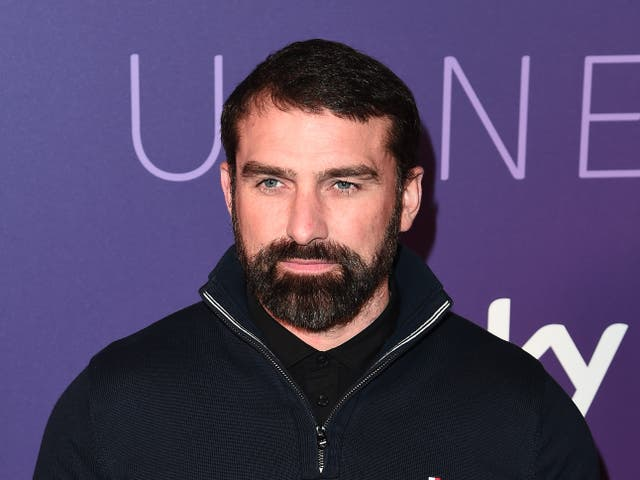 Ant Middleton pictured in 2020