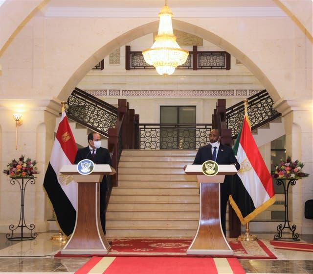 Egypt Sudan