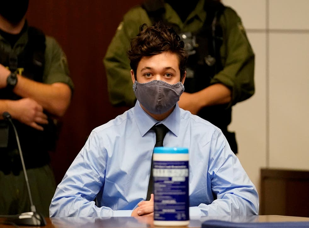 <p>Kyle Rittenhouse is charged with first-degree intentional homicide and first-degree reckless homicide in the deaths of Anthony Huber and Joseph Rosenbaum</p>