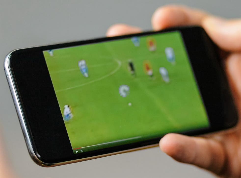Mobdro offered free live streams of premier league football matches and other sporting events