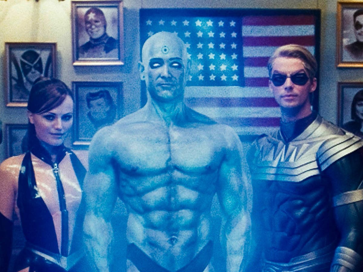 How Zack Snyder's Watchmen predicted superhero culture's rise to dominance