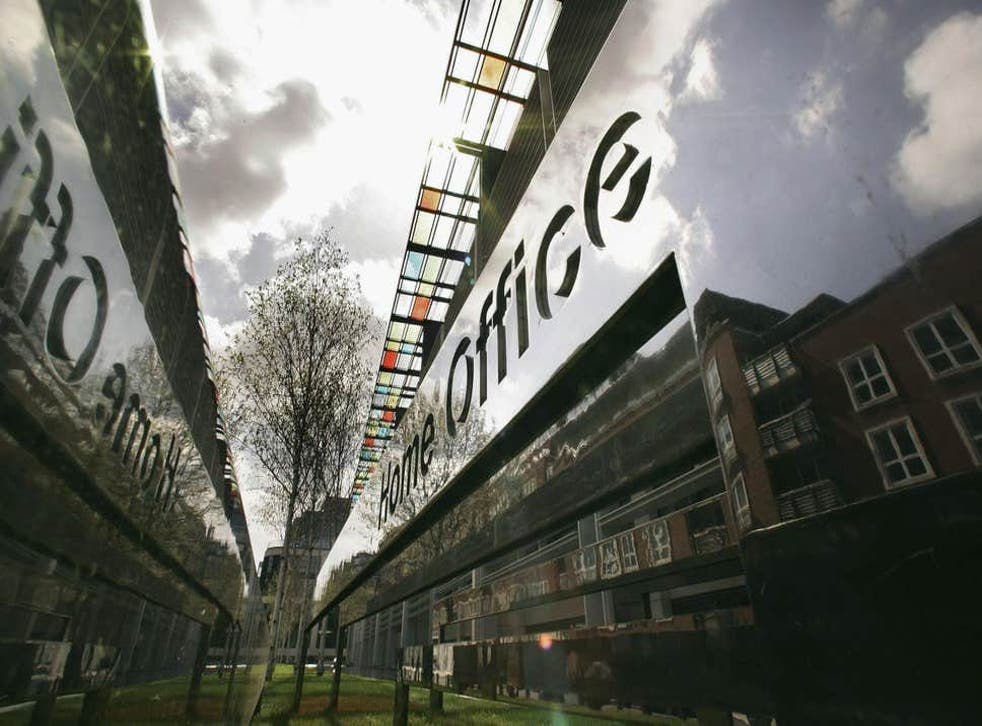 <p>Notices that have been issued to asylum seekers in a number of hotels informing them that they are prohibited from leaving the hotel for more than one hour a day</p>