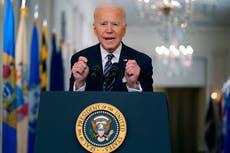 """""""Debe detenerse""""; Joe Biden condena actos violentos contra estadounidenses de origen asiático"""