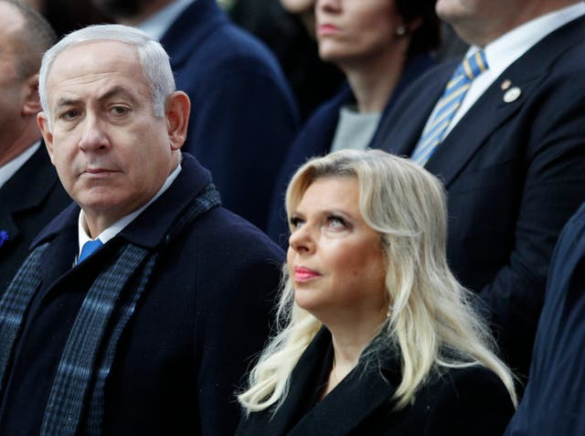 Israel Sara Netanyahu