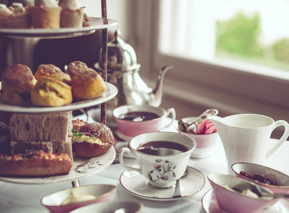 <p>When I went, she would produce a vast tea of sandwiches, cakes, jam tarts and always a trifle – even if it was just the two of us</p>
