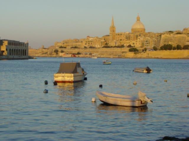 Distant dream: Valletta in Malta