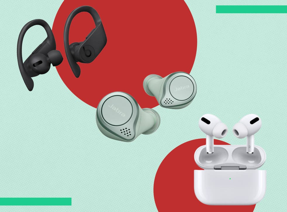 Headphones Christmas 2021 10 Best Running Headphones 2021 Wireless Earbuds For Workouts The Independent