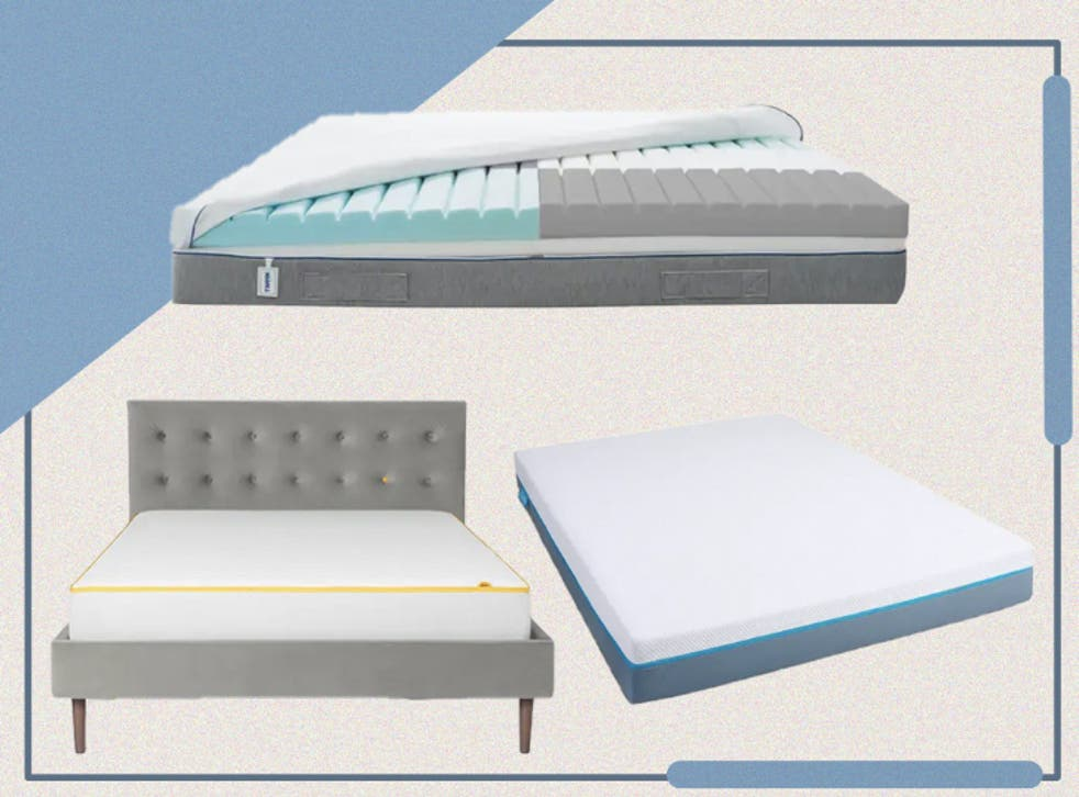 <p>How firm your mattress is will affect how well you sleep – the type of firmness you need will depend on your sleeping position, height and weight</p>