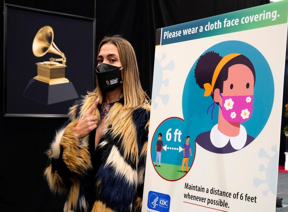 Grammy Watch Behind The Scenes