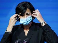 La variante británica de COVID ahora es la forma más dominante de virus en EE.UU., según CDC