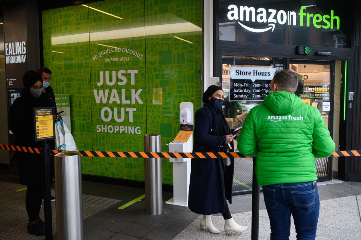 Goodbye checkout tills and hello Amazon Fresh – is nothing sacred? | Konnie Huq