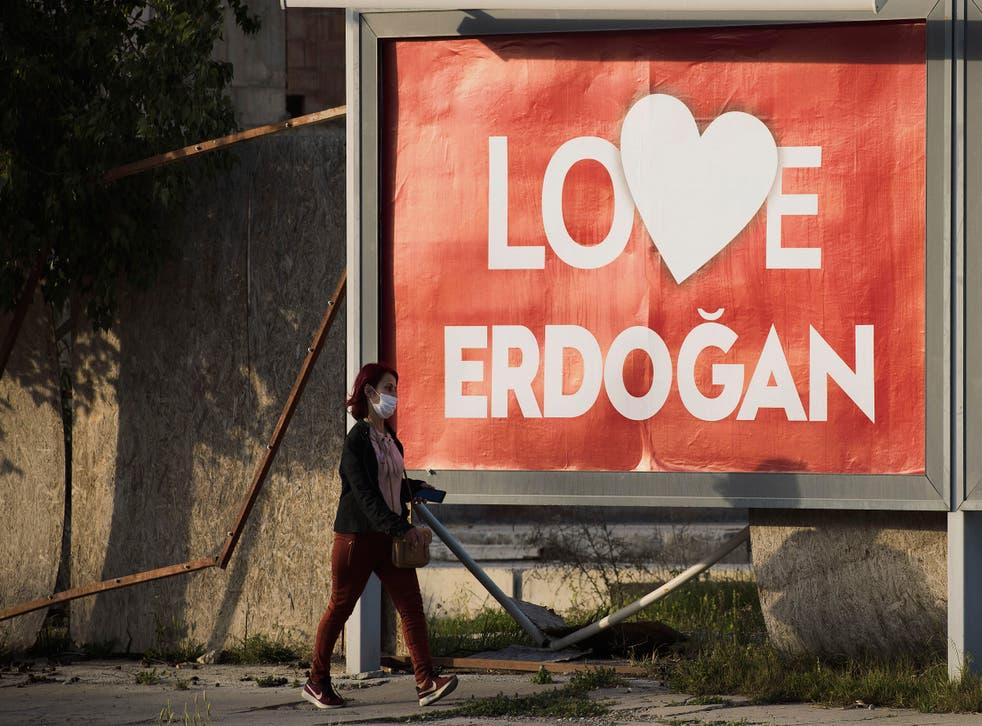 Cyprus Erdogan Signs