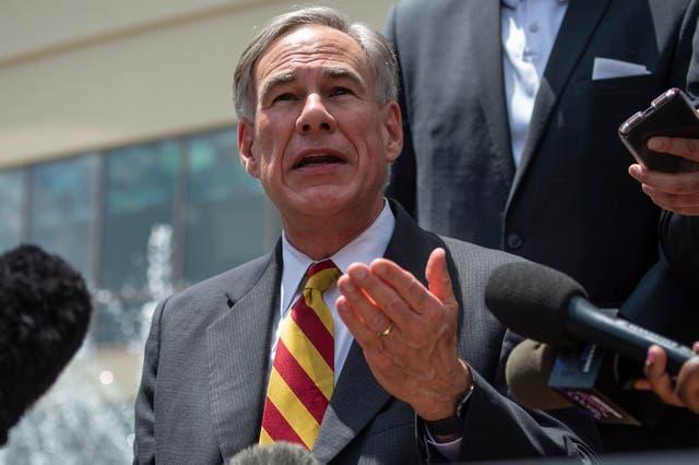 Texas governor has already said he is seeking third term