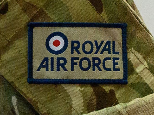 The RAF Police Special Investigation Branch is investigating the incident