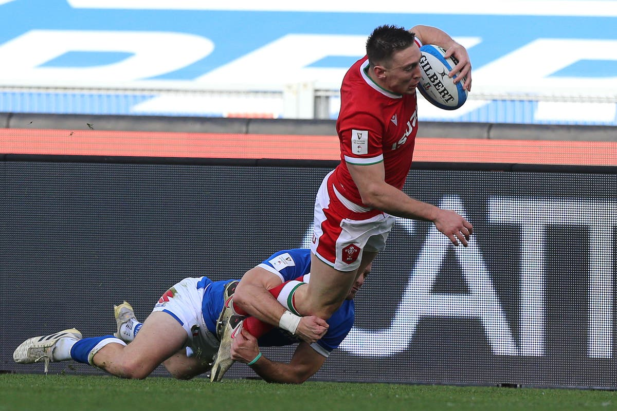 Italy vs Wales player ratings from Six Nations match