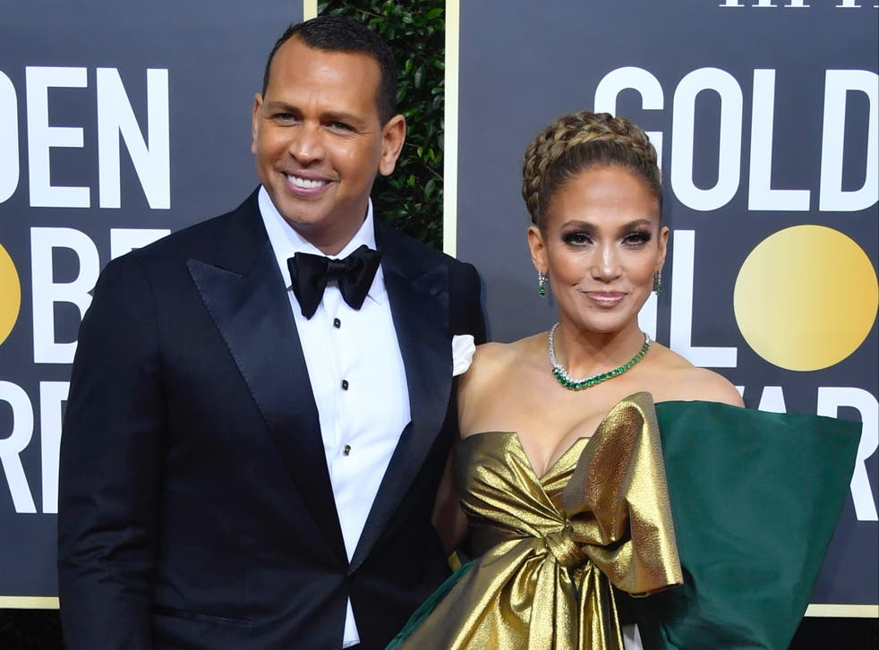 Alex Rodriguez and Jennifer Lopez deny breakup reports