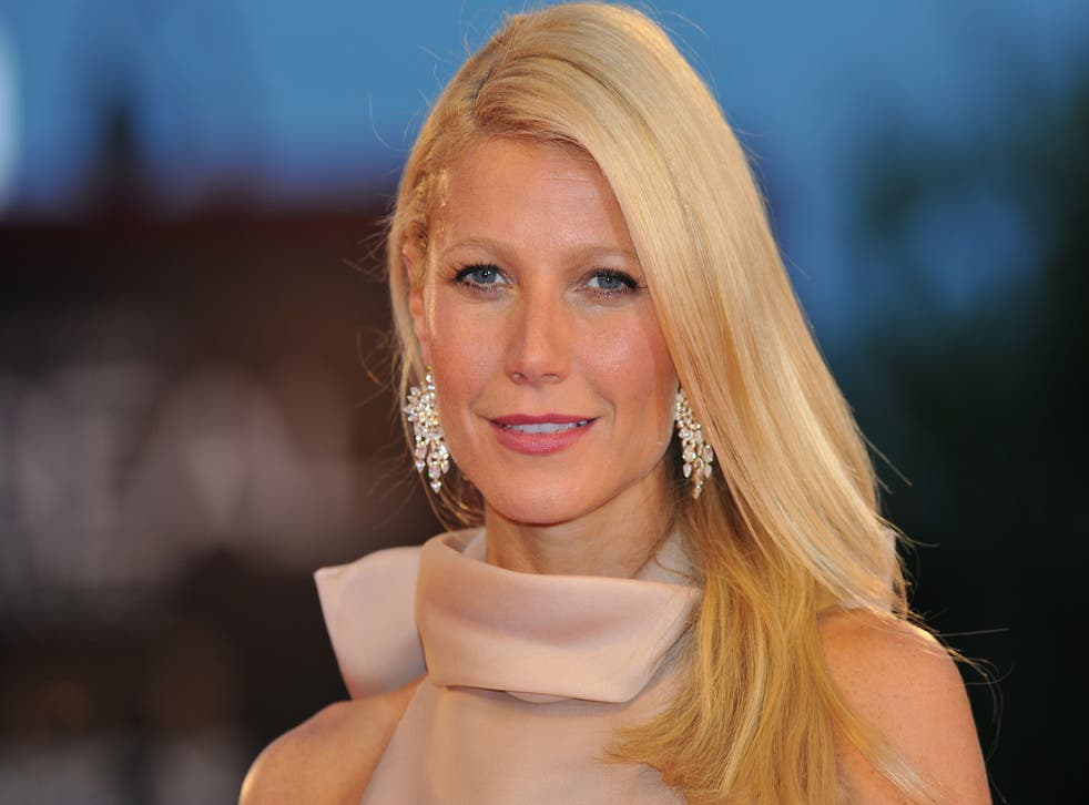 <p>Gwyneth Paltrow says her mother is 'always' aghast at Goop's anatomy-themed products</p>