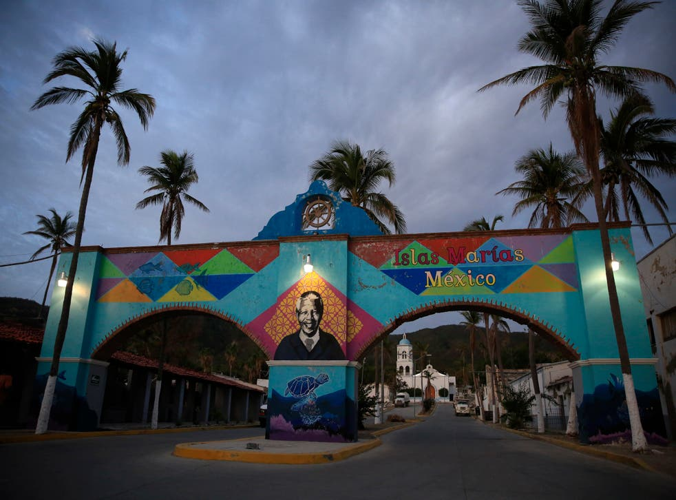 Mexico Last Penal Colony
