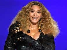 Beyoncé es ahora la mujer más condecorada en la historia de los Grammy, pero ¿quién ha ganado más?