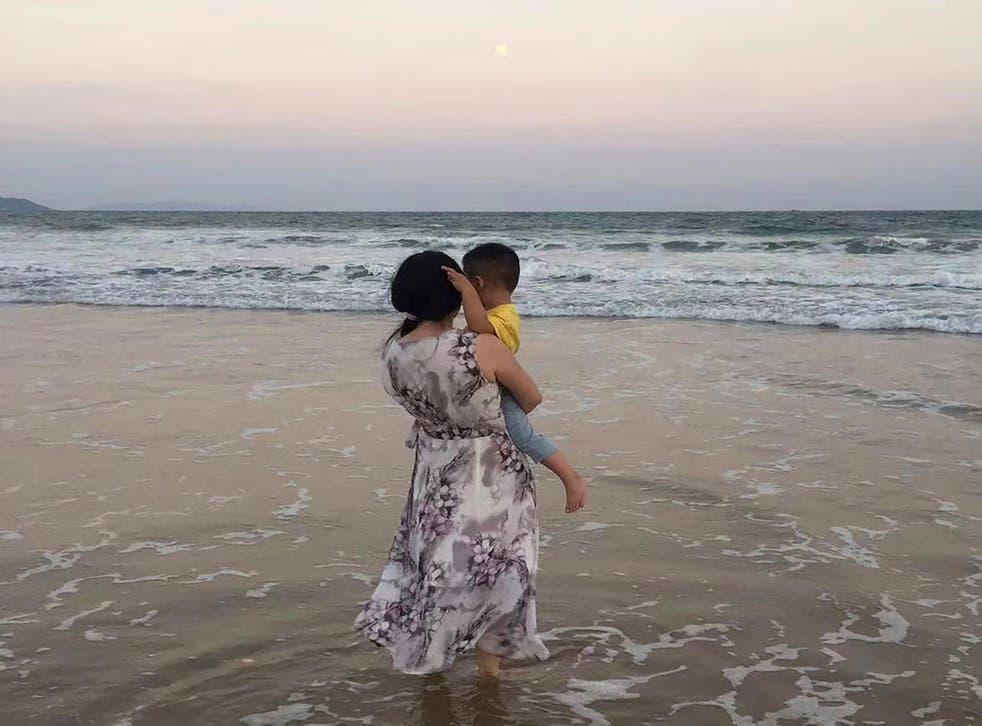 China Single Moms