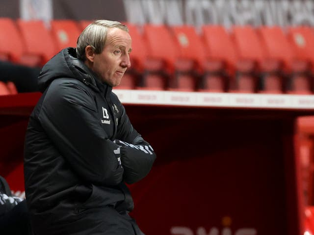 Lee Bowyer has left his role as manager at Charlton