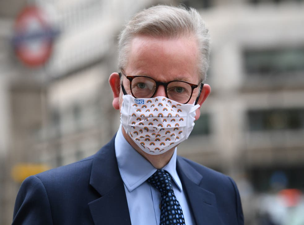 <p>Gove urged to strengthen environmental rules</p>