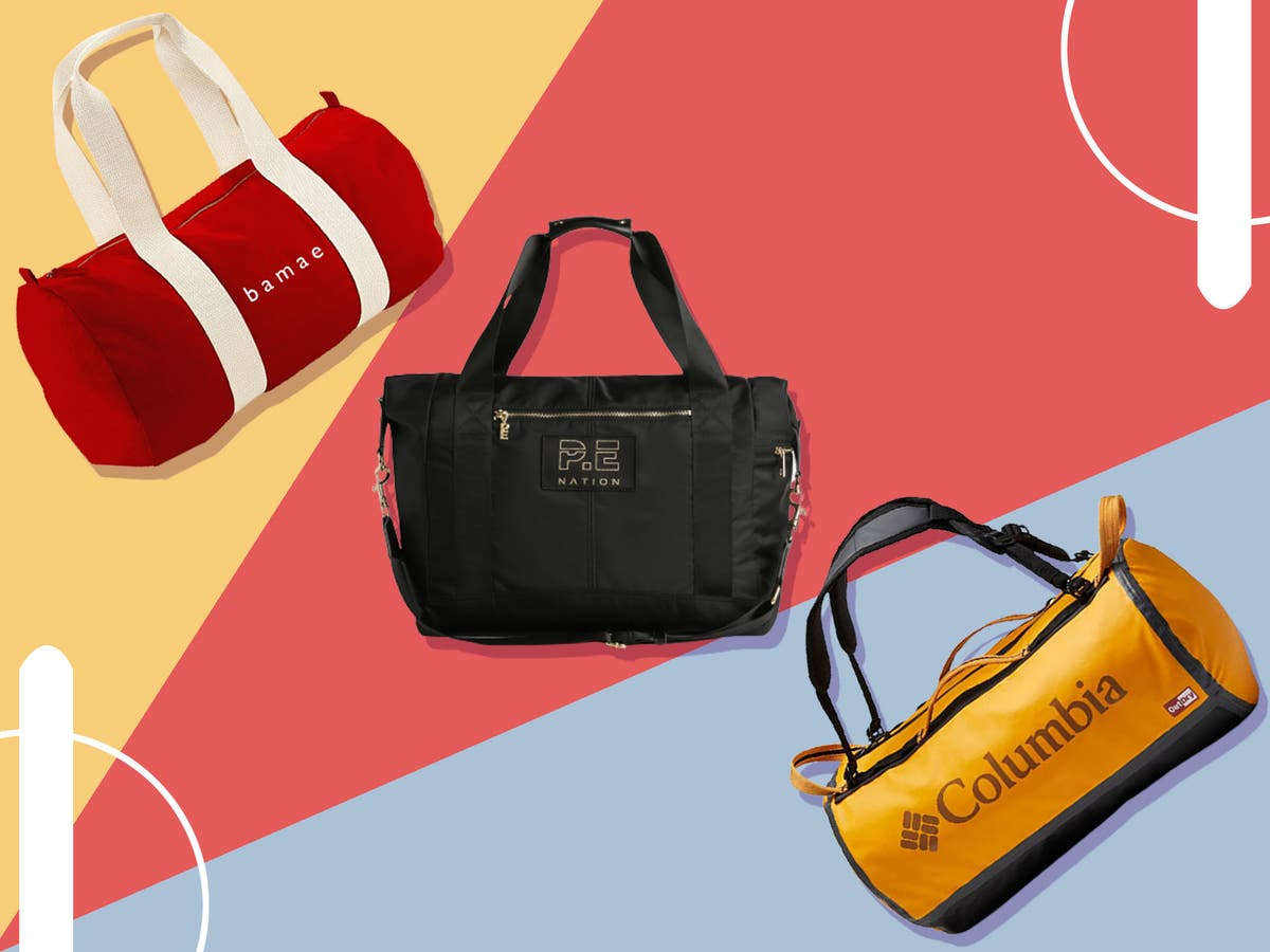 Best women's gym bag 2021: Duffles, totes and backpacks | The Independent
