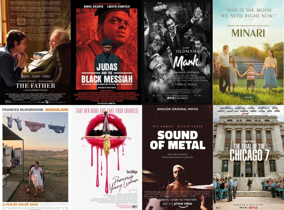 Oscar Nominations - Best Picture