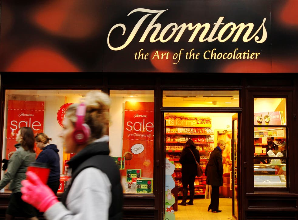 <p>The chocolate retailer has racked up more than £130m in losses since 2015</p>