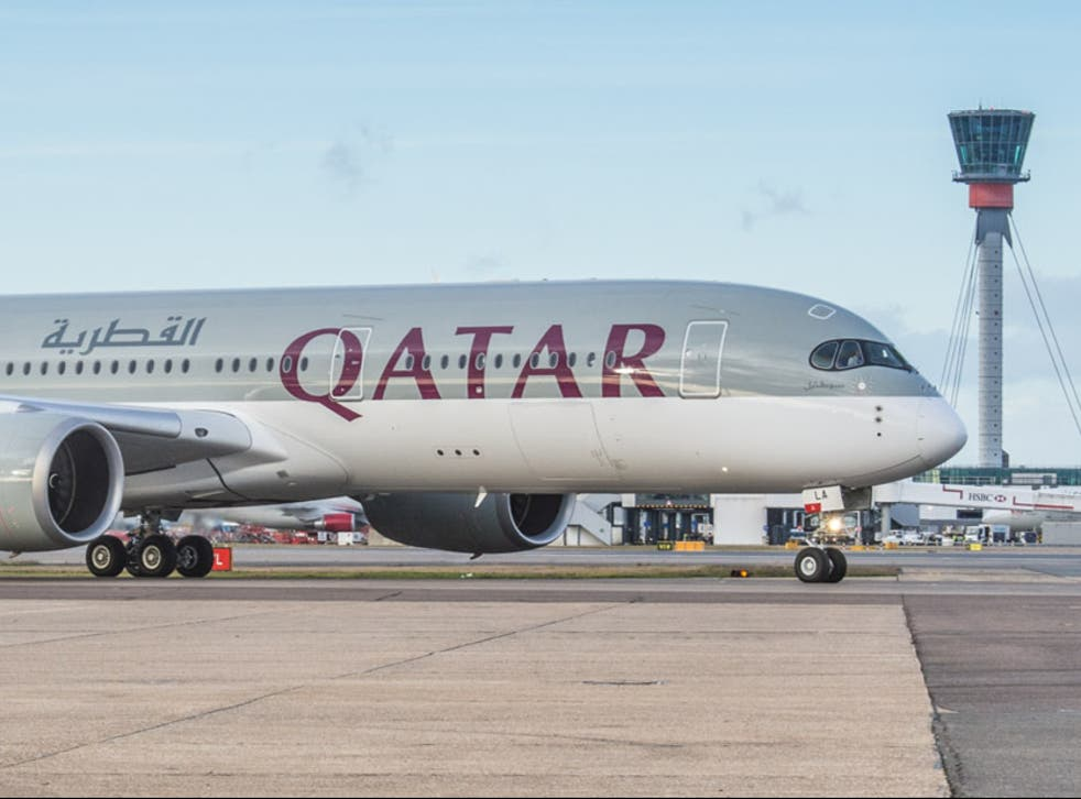Big loss: Qatar Airways will no longer be able to bring passengers to Heathrow airport