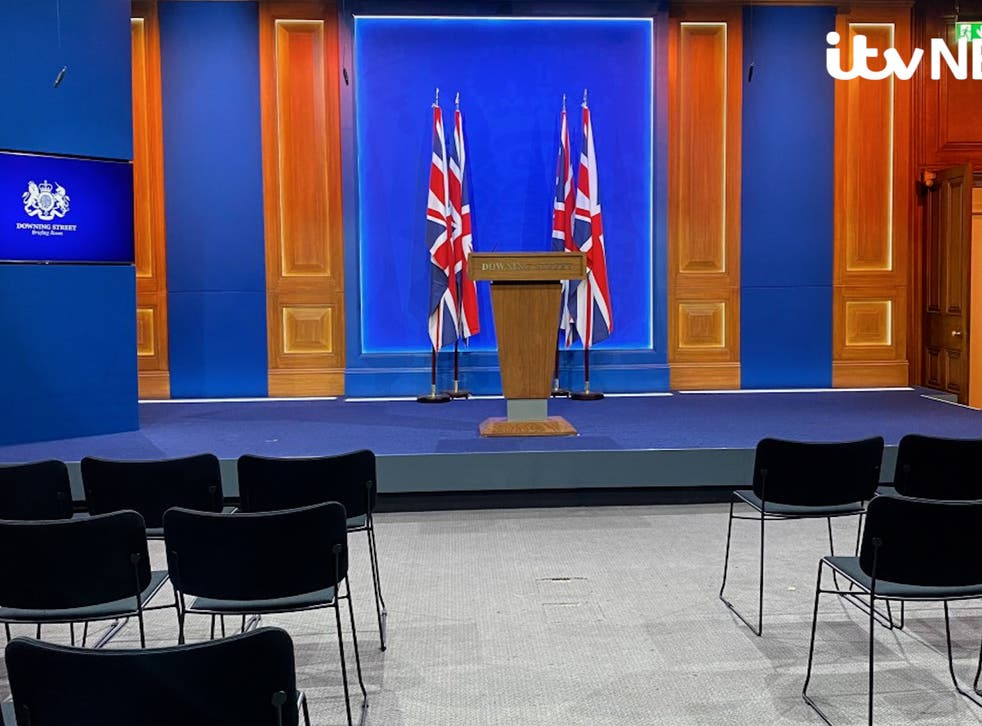 New Downing Street 2 6m A Room, Downing Street Furniture Cost