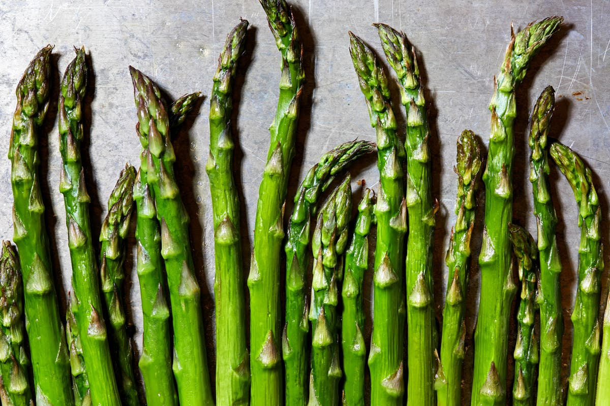 Spring is coming: The tips you need for cooking with asparagus