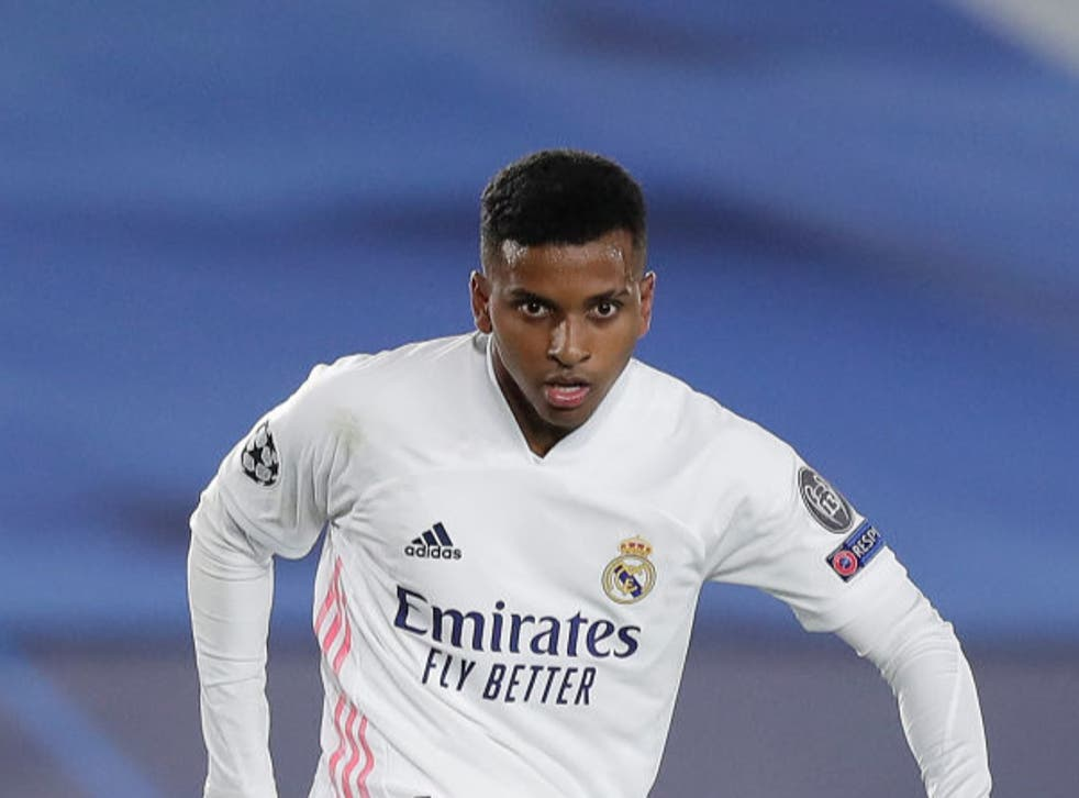 <p>Real have confirmed that Rodrygo is not injured ahead of their Champions League tie</p>