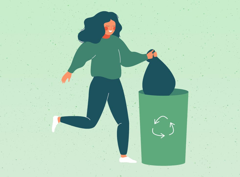 <p>Less than 10 per cent of all plastic ever produced has been recycled</p>