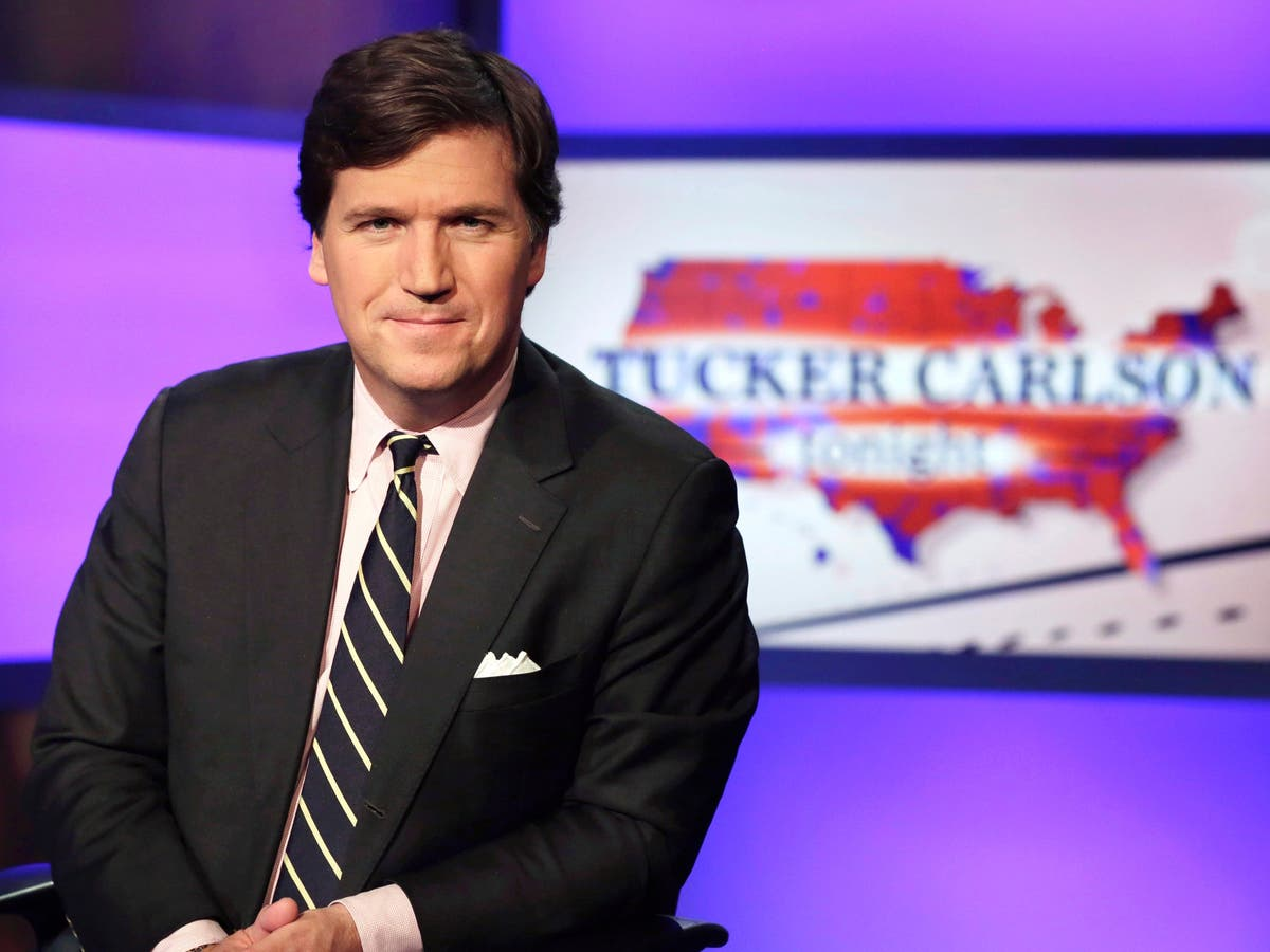Tucker Carlson slams airline's 'wokeness' in hiring more women and people of colour as pilots