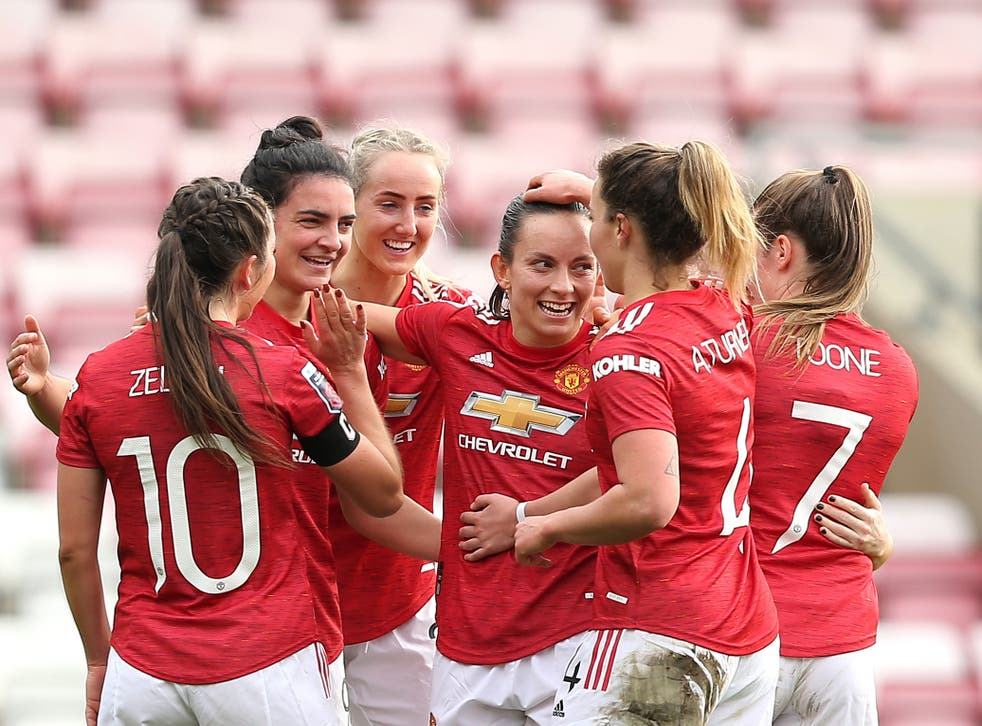 <p>Manchester United Women will play at Old Trafford for the first time</p>