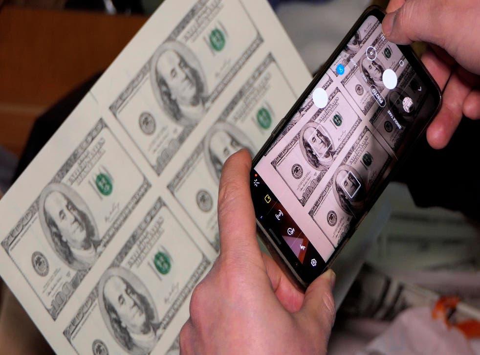 Bulgaria Counterfeit Money