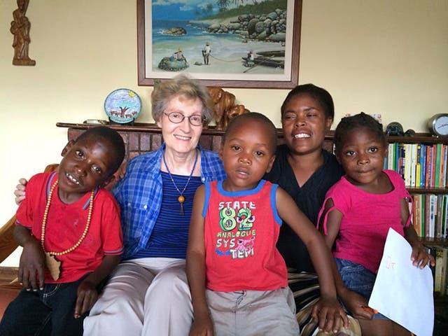 Zimbabwe Obit Janice McLaughlin