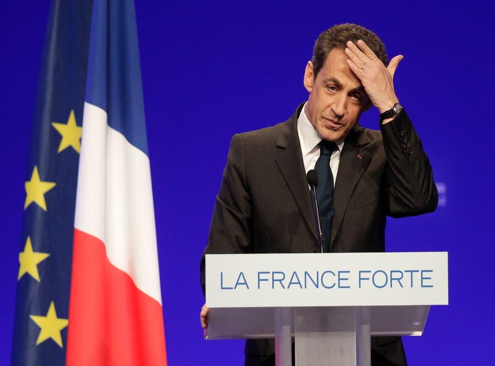 France Sarkozy Trial