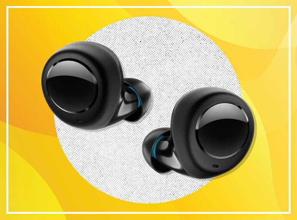 <p>This pair has voice control, a customised fit, long-lasting battery life and more</p>