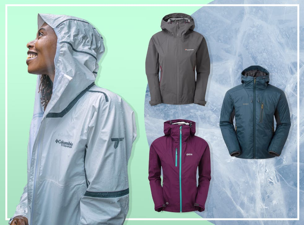 <p>Each coat is brilliantly breathable thanks to the hi-spec fabric, or because of smart, in-built ventilation</p>