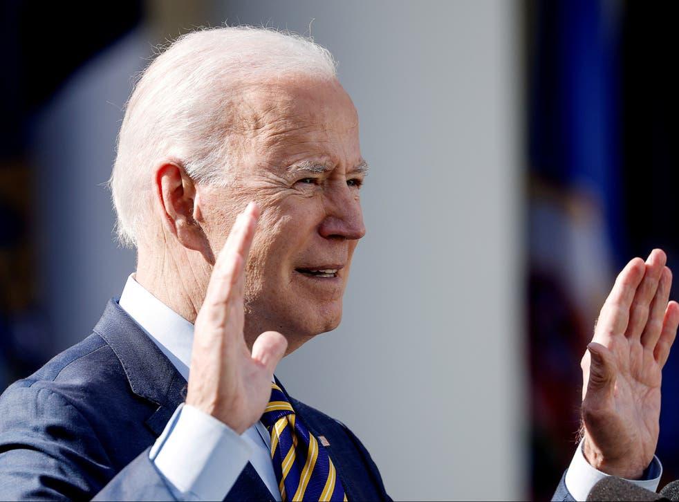 "<p>President <a href=""/news/world/americas/transcript-president-joe-biden-on-the-coronavirus-pandemic-asian-americans-joe-biden-american-grandparents-god-b1816182.html"">Joe Biden </a>and Taoiseach Micheal Martin are both marking their first St Patrick's Day in office.</p>"